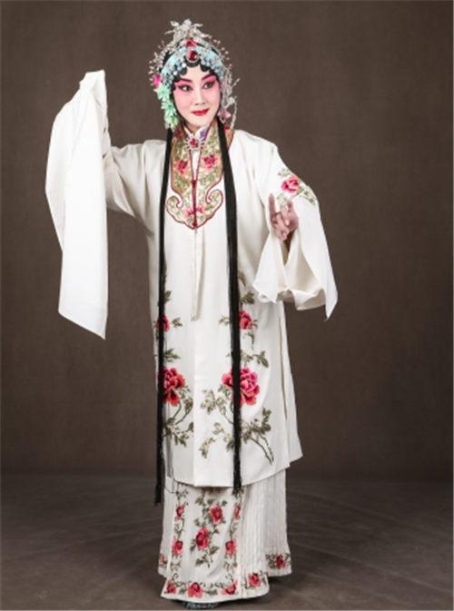 《寻找梦想与传承泽西》京剧《白蛇传》是北京歌剧院杜镇杰张慧芳项目工作室演出的剧目。