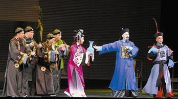 民谣《派遣印度的传说》将在石家庄连续演出五场。
