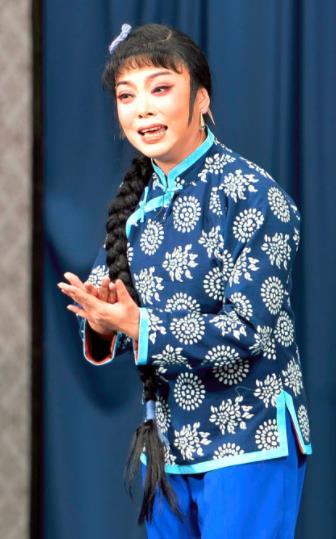 2019年2月15日,鞠萍歌剧《杨三姐起诉》上演。