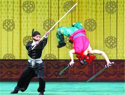 《迷人的春天》2011北京京剧青年演员挑战赛《功夫明星》脱颖而出