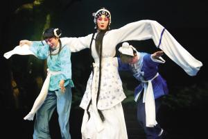 天津歌剧院新京剧《香莲案例》获国家舞台美术工程重点支持剧目
