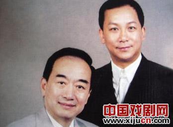 宋小川和吕惠敏将在京剧《桃花村》中演出
