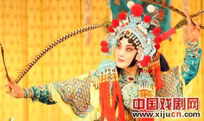 北京京剧剧院在南宁上演京剧