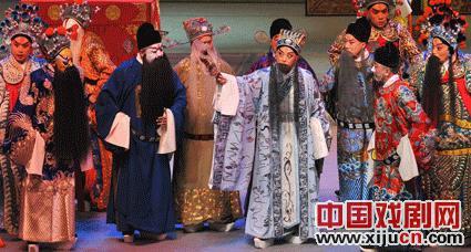 京剧《赤壁》再次上演