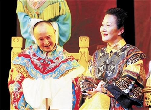 """天津青年京剧团将在京剧艺术节上表演""""主动请缨"""""""