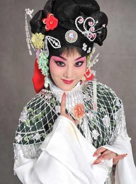 1月23日,长安大剧院上演了京剧《红娘》。
