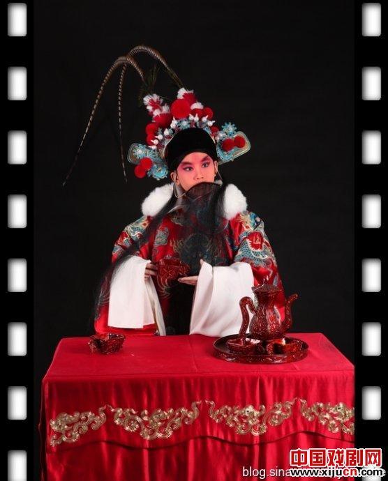 京剧团独家亮相——小京剧迷