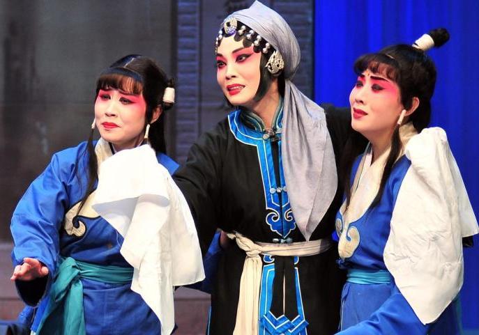 天津评剧剧院今晚将在中国大剧院上演评剧《秦香莲》。