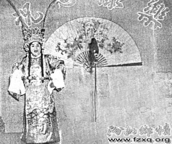 晋剧演员尹艳露的小舞生涯