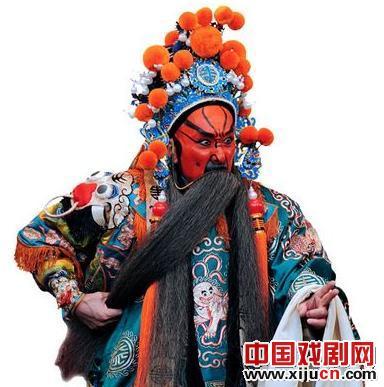 北京聚声京剧团以京剧《尚笑河》和《行走麦城》庆祝成立六周年