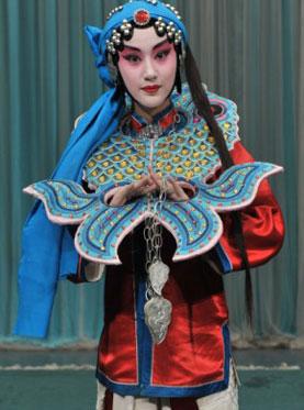 7月15日,长安大剧院上演了京剧《玉堂之春》。