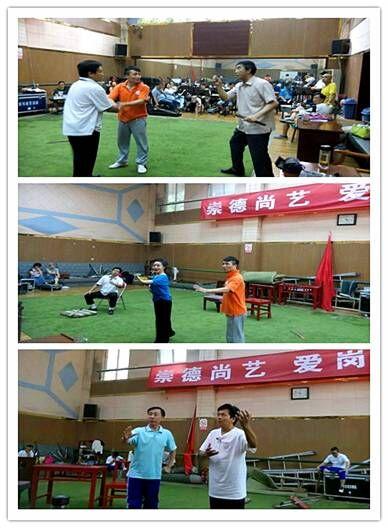 红色经典在古城Xi安唱