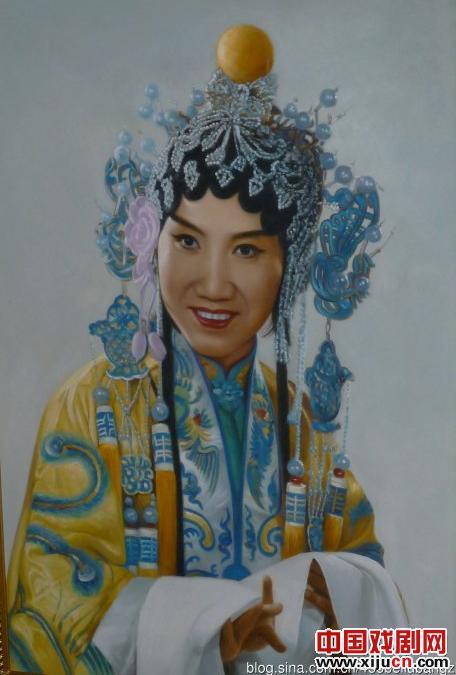 杨秋实的金曲《牛桂英女王》