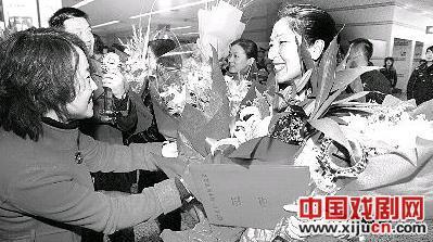 晋剧《龙兴晋阳》获得两项大奖
