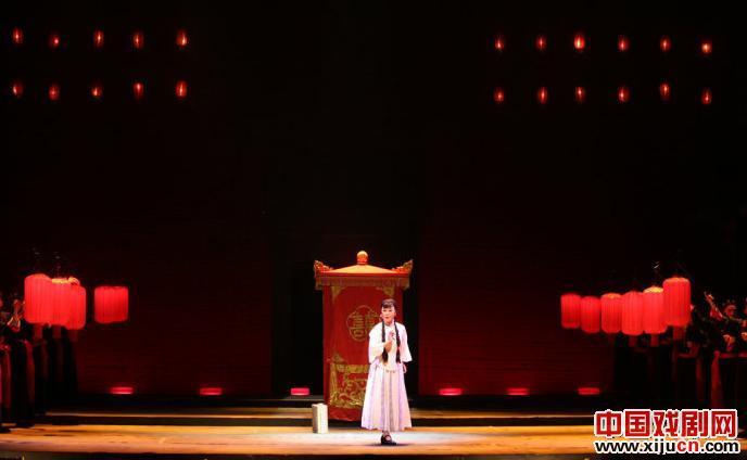新晋歌剧《红灯记》在北京演出