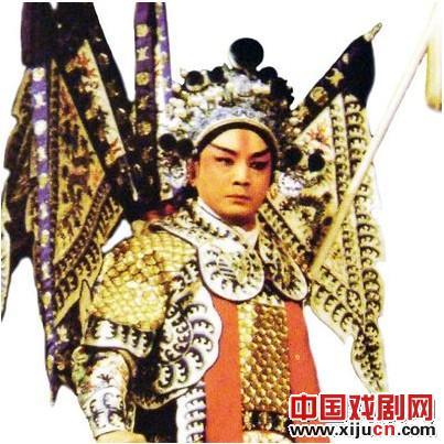 北京居盛京剧团以京剧《长坂坡汉金口》庆祝成立六周年