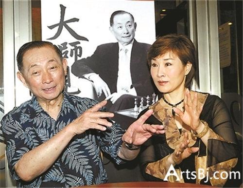 """台湾著名京剧艺术家魏海民将于4月主持""""边梅九歌"""",向他的导师梅宝九致敬"""
