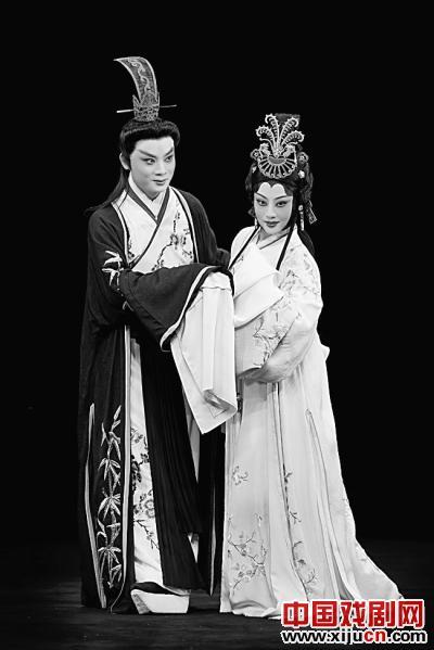 京剧《建安轶事》在首都儿童剧院上演
