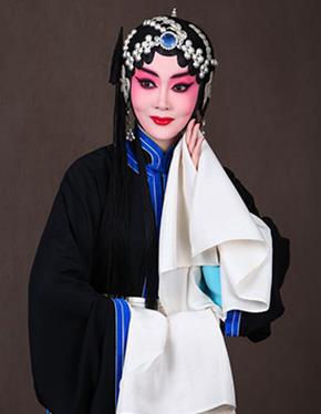 京剧《红鬃烈马》于3月17日在长安大剧院上演。