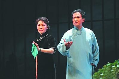 将上演现代京剧《雷雨》