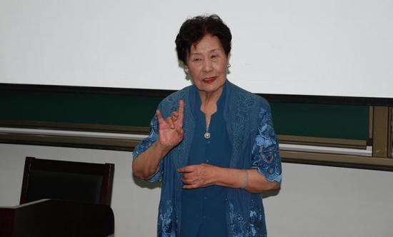 京剧大师秋艳的唯一女弟子江欣荣在北京逝世