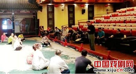 国家京剧团将带着三国剧《长坂坡韩子口》游览东京、名古屋和大阪