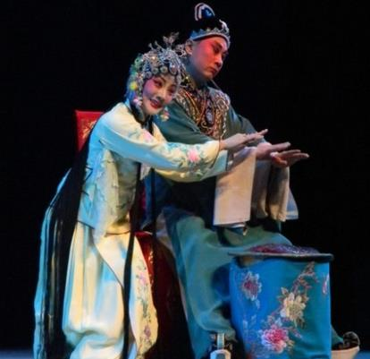 金歌剧《富贵图》的表演艺术分析