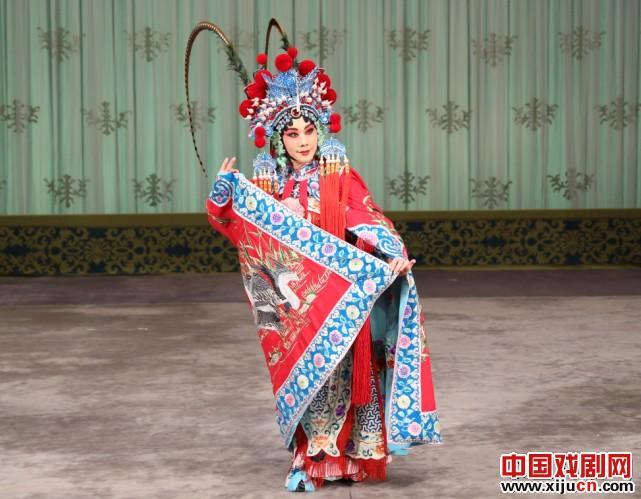 国家京剧剧院的新剧《安国夫人》将于22日在北京梅兰芳大剧院首映。