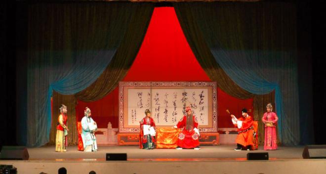 2019年2月17日,天津评剧剧院第三组演出评剧《王二杰四福》