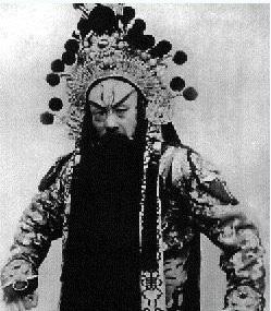 著名京剧艺术家杨月楼的婚姻风波