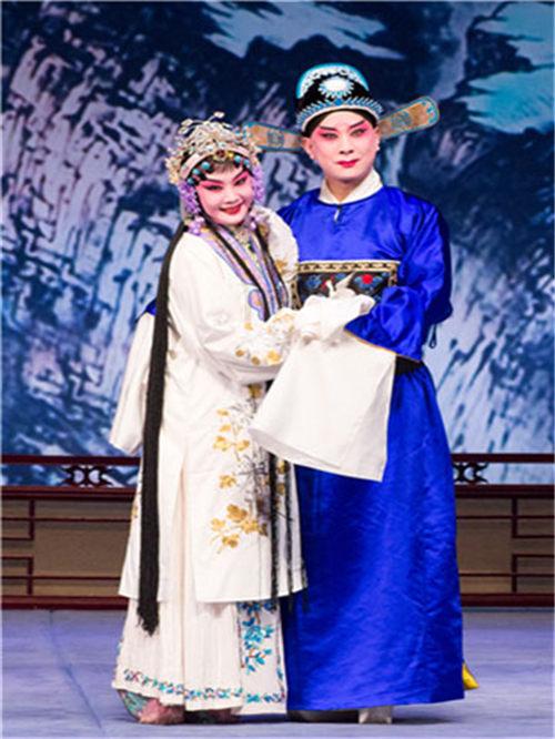 天津评剧白排剧团将于2019年1月19日演出评剧《无与伦比的传记》
