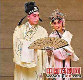 郭台铭捐赠百万美元给台湾戏曲学院在中国大陆演出