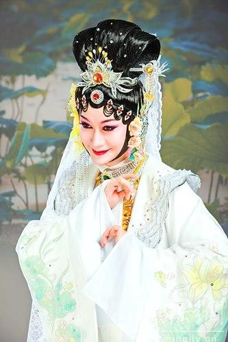 南京京剧团和吴汝钧工作室推出新年剧《爱观音》