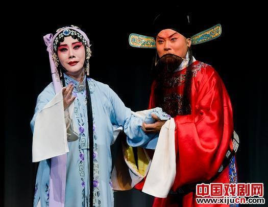 国家京剧剧院出品的新剧《汉玉娘》将在第十四届中国上海国际艺术节上亮相。