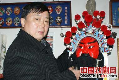 泸州将举办京剧脸谱展和京剧表演