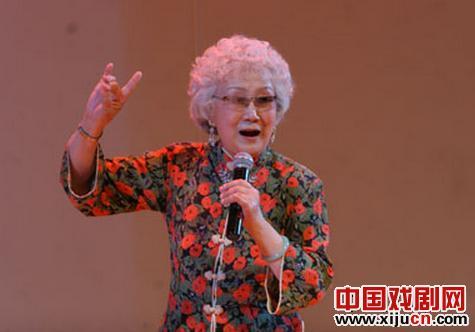 """张春秋舞台艺术""""中国梦爱国情""""80周年"""