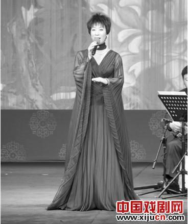 李海燕·李宏图在玛蒂尔德演出
