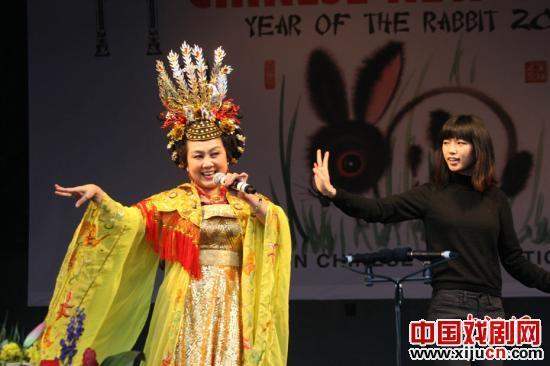 """平剧刘秀荣的""""新派""""后裔开创新剧"""