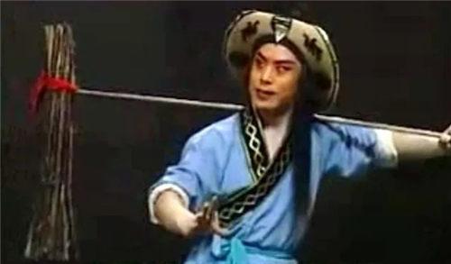 金歌剧《赢得桂冠的斧子》王波
