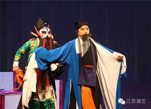 京剧《乌龙茶院》于12月3日在紫金景坤艺术集团首次会议上亮相。