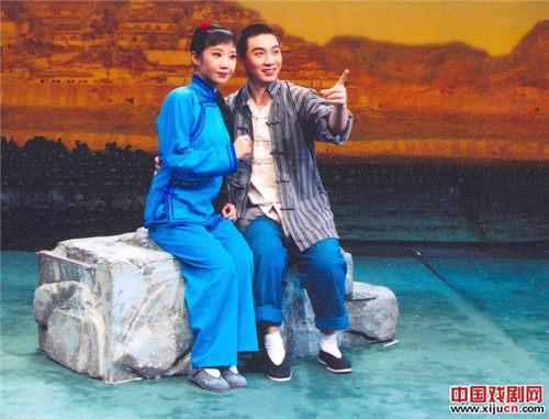 平剧《刘巧儿》于4月在中国平剧剧院上演。