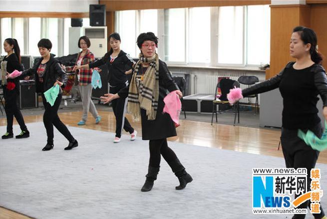 平剧经典剧目《以花为媒》全国青年人才培训班将于三场述职表演结束。
