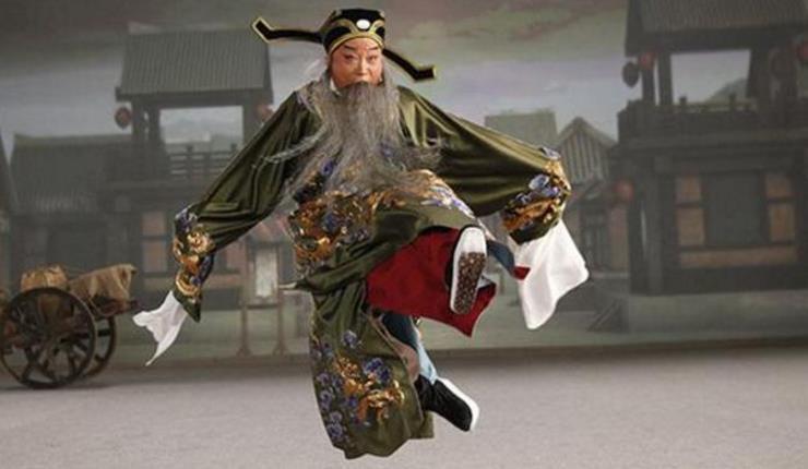 3D全景京剧电影《小荷追月下的韩信》在东京首映