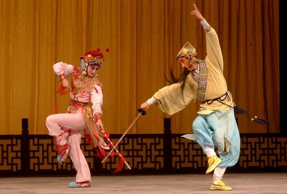 2017年9月上海京剧剧院演出信息