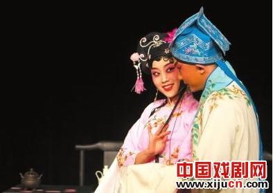 小剧场京剧《Xi角》的票房收入超过3万英镑
