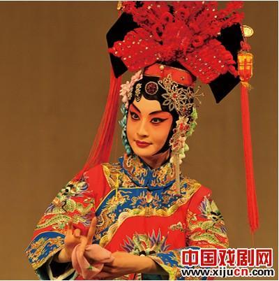 梅上城上演精彩舞台剧——上海青年京剧团上演京剧《四郎看妈妈》