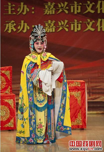 嘉兴阳光京剧协会20周年音乐会