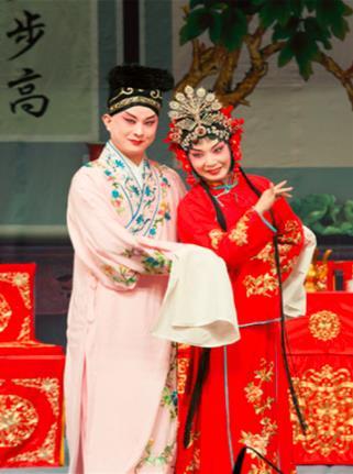 天津评剧白排剧团将于2019年4月23日演出评剧《卖油郎给花魁专用》