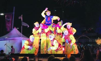 武汉京剧在悉尼歌剧院上演