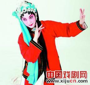 张秋月为荀子全本《玉堂春》表演青春版